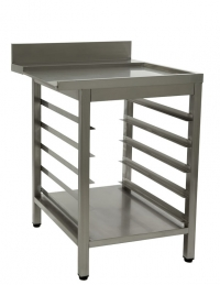Dishwasher out table