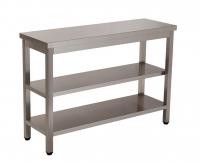 Working Table 2 Shelfs